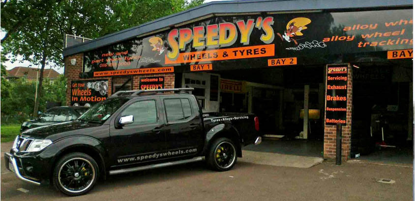 Speedy's Wheels & Tyres Leicester Store